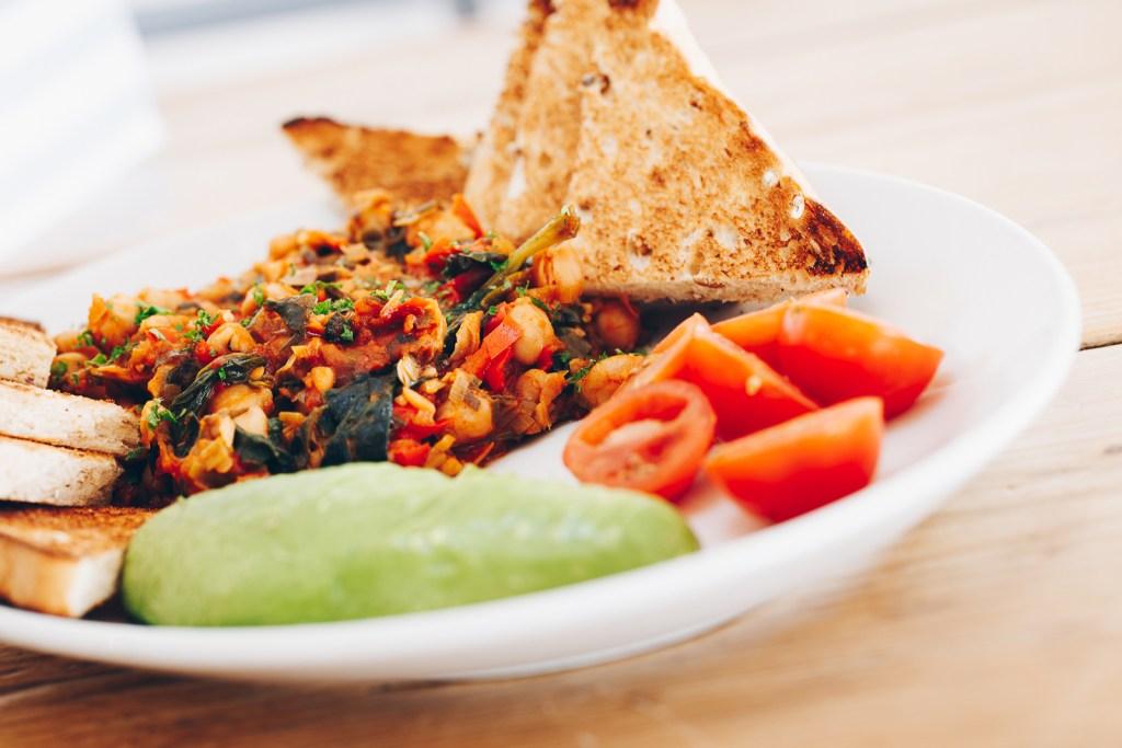 Vegetarian Breakfast Options