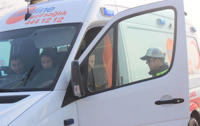 15 Temmuz Şehitler Köprüsü'nde 'özel ambulans' denetimi