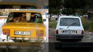 18 yıl sonra aynı kare: Akıllara 'Dana Ferhat'ı getirdi