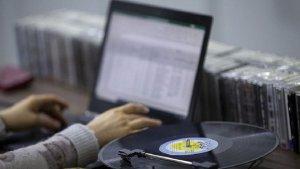250 bin müzik ve film dijitalleşiyor