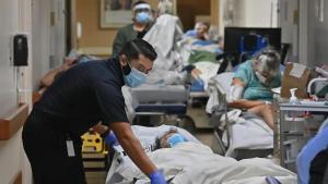 ABD'de Bir Kovid-19 Hastası, Aynı Odada Tedavi Gören Diğer Hastayı Oksijen Tüpüyle Öldürdü