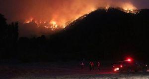 Adana'daki orman yangınında 'evleri seri şekilde boşaltalım' anonsu