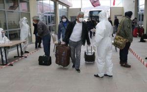 Afganistan'dan getirilen Türk vatandaşları Yozgat'ta yurda yerleştirildi: 'Devletimiz uçak gönderdi, biz de geldik'
