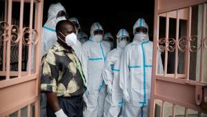 Afrika'da koronavirüs vakası 2 milyon 483 bini geçti