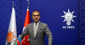 AK Parti Sözcüsü Çelik'ten AB'ye: Türkiye'ye yaptırım uyguladığınızda güvenlik meselesini nasıl yöneteceksiniz?