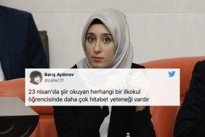 AKP Milletvekili Rümeysa Kadak'ın TBMM'deki Konuşması Sosyal Medyanın Gündeminde