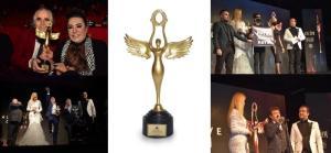 Altın Zirve Ödül Töreni'nin melekleri sahiplerini buldu