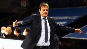 Anadolu Efes Başantrenörü Ergin Ataman: 'Rakibimiz maçın finalini daha yeterli oynadı'