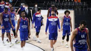 Anadolu Efes'in konuğu Real Madrid