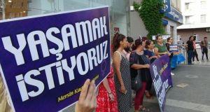 Ankara'da 2.5 yaşında çocuğu olan 20 yaşındaki kadın, 22 yaşındaki eşi tarafından vurularak öldürüldü