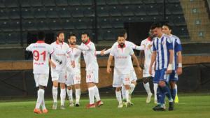 Ankaraspor: 1 – Yılport Samsunspor: 2