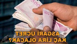 Asgari ücret kaç lira olacak? İşte öneri ve talepler