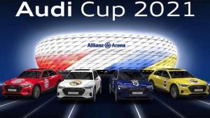 AUDI Cup gerçeği ortaya çıktı!