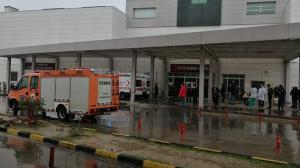 Aydın'da 7. kattan düşen kız çocuğu hayatını kaybetti