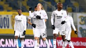 Beşiktaş, Ankaragücü'nü tek golle geçti
