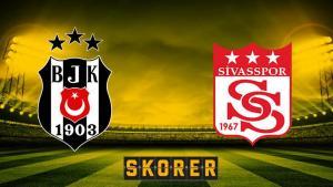 Beşiktaş Sivasspor maçı ne zaman, saat kaçta, hangi kanalda?