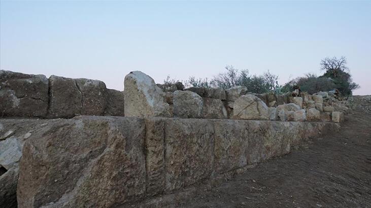Bodrum'un tarihi 'Halikarnassos Surları' gün yüzüne çıkarılıyor