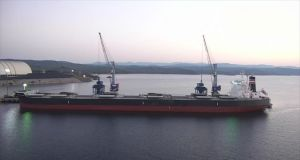 Çanakkale'de Panama bandıralı gemiye operasyon: 50 milyon lira değerinde kokain ele geçirildi