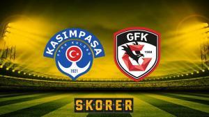 CANLI   Kasımpaşa – Gaziantep FK