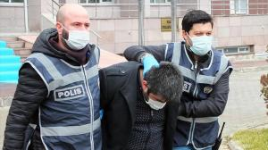 Cinsel istismar hükümlüsü ve FETÖ şüphelisi eski polis yakalandı