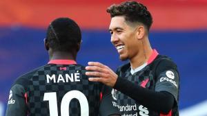 Crystal Palace 0-7 Liverpool (Maçın özeti ve golleri)