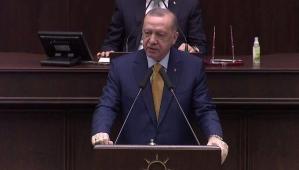Cumhurbaşkanı Erdoğan'dan muhalefete bütçe tepkisi