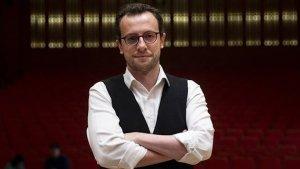 Cumhurbaşkanlığı Senfoni Orkestrası'nın yeni şefi Cemi'i Can Deliorman oldu