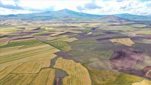 DSİ Balıkesir'de 6 bin 414 hektar alanda arazi toplulaştırma çalışmalarını tamamladı
