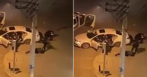Dur İhtarına Uymayıp Kaçan Alkollü Sürücüyü Tekmeleyen Polis Açığa Alındı