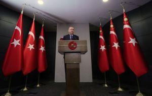 Erdoğan maske, mesafe ve temizlik uyarısı yaptı: Aksi takdirde bu tür sınırlamaların yeniden gündeme gelmesi kaçınılmaz