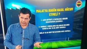 FB TV'nin maç öncesi programı tepki çekti