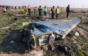Fransa, okunması tamamlanan Ukrayna uçağının karakutusunu İran'a iade etti