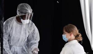 Fransa'da son 24 saatte 354 kişi koronavirüsten hayatını kaybetti