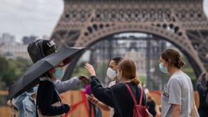 Fransa'da son 24 saatte 364 kişi koronavirüsten öldü