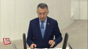 Fuat Oktay: Ülkemizde rejim sorunu söz konusu değildir