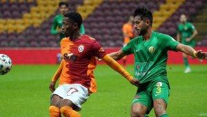 Galatasaray-Darıca Gençlerbirliği: 1-0