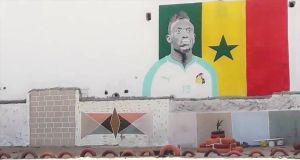 Galatasaraylı Diagne, Senegal'de eğitim gördüğü ilkokulu yeniletti