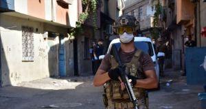 Gaziantep'te 'torbacı' operasyonu: 27 kişi gözaltına alındı