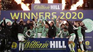 Geçen dönem Kovid-19 nedeniyle ertelenen İskoçya Kupası'nın şampiyonu Celtic