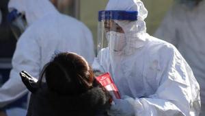 Güney Kore'de son 24 saatte rekor koronavirüs ölümü!