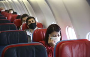Hava yoluyla 5 ayda yaklaşık 33.7 milyon yolcu taşındı