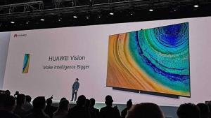 Huawei, HarmonyOS ile çalışan yeni televizyonlarını duyurdu