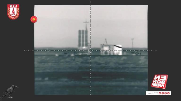İlk yerli ve milli füze sistemi HİSAR-A'nın test atışları
