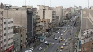 İran'da tekne faicası