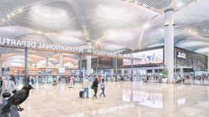 İstanbul Havalimanı  '5 Yıldızlı' oldu