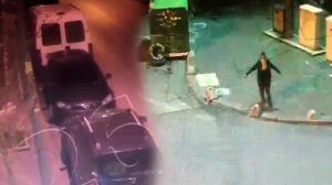 İstanbul'da kundakçı dehşeti! Tiner döküp yaktı