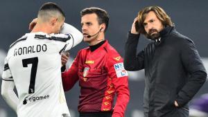 Juventus ilk kez kaybetti