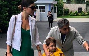 Karantina süresini doldurmayan Necati Şaşmaz, çocuklarını icra yoluyla aldı