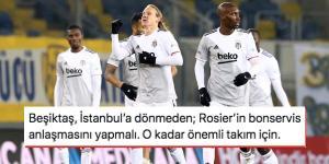 Kartal Zirve Takibini Sürdürüyor! Beşiktaş'ın Ankaragücü'nü Tek Golle Geçtiği Maçta Yaşananlar