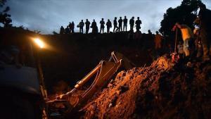 Kolombiya'da toprak kayması: 2 meyyit